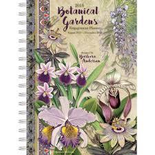 botanical calendars barbara botanical gardensplanner 739744181804