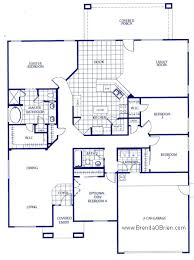 4 bedroom ranch floor plans black ranch floor plan lennar vernon model