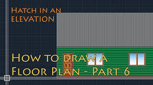floor plan tutorial autocad 3d basics tutorial to model a floor plan fast and