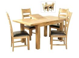 Solid Oak Dining Table And 6 Chairs Solid Oak Extending Dining Table And 6 Chairs Furniture Best