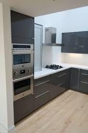 modern grey kitchen cabinets ikea modern ikea kitchen in abstrakt gray glossy kitchen