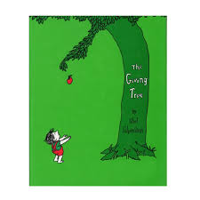 tiny bee gift co the giving tree book thetot