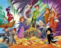 peter pan boy grow free kids books