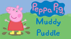 peppa pig muddy puddle nick jr uk