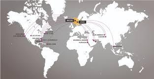 Ft Lauderdale Airport Map Domestic Transfer Bergen Airport Avinor