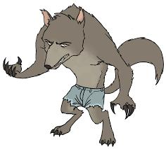 free to use u0026 public domain werewolf clip art