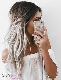 ambrey hair 10 best white ombré hair color ideas