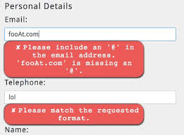 html input pattern alphanumeric powerful form validation plugin for jquery and bootstrap 3 free