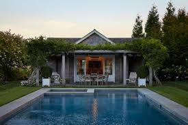 Pool House 80 Meadowmere Lane Southampton Hamptons Real Estate