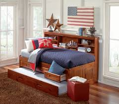Daybed With Drawers Merlot Twin Bookcase Daybed Discovery Furniture