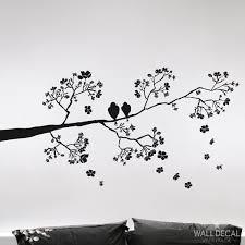 blossom wall decal w birds