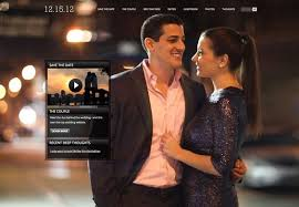 the best wedding websites awesome wedding website exles wedding the o