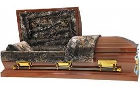 camo casket camouflage