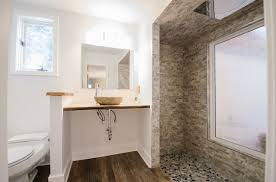 Walk In Shower Without Door Triangle Re Bath 4 Reasons To Consider A Walk In Shower Without