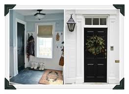Best Front Door Colors Front Doors Trendy Colors White House Black Front Door 137 Best