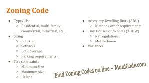 codes u0026 tiny houses