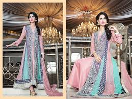 latest party wear dresses collection 2016 2017 wedding clothes