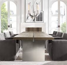 restoration hardware 17 c monastery table restoration hardware dining table popular channel rectangular with