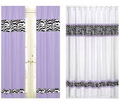 Zebra Curtain Panels Purple Zebra Print Bedding Full Queen Comforter Set For Girls