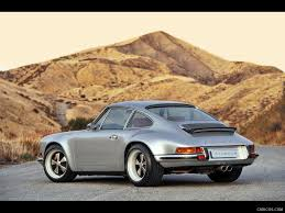 old porsche singer modified 911 no better way to spend 500k on an old porsche