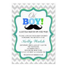 mustache baby shower invitations mesmerizing mustache baby shower invitations which can be used as
