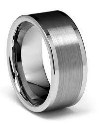 mens silver wedding bands best 25 mens silver wedding bands ideas on