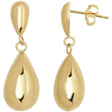 gold teardrop earrings cheap teardrop earrings gold find teardrop earrings gold deals on