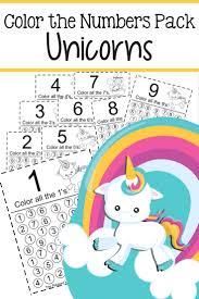 color the numbers eliolera com