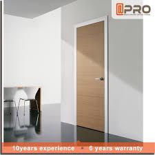 designer doors mdf internal hospital bedroom flush room interior