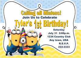 diy minion invitations minion birthday invites best 25 minion party invitations ideas on