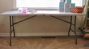8 Foot Sofa Table Review Office Star Worksmart 6 Foot Resin Center Fold Table