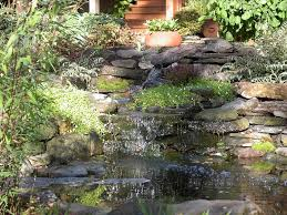 backyard pondless waterfall ideas house design and office