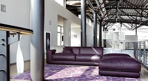 Plum Leather Sofa Top Ten Leather Sofas We Leather Sofas Purple Furniture