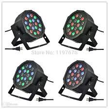 wholesale dj par 54x3w led stage lights 162watt rgb par 64 dmx