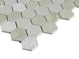 crema marfil marble mosaic tile qdisurfaces