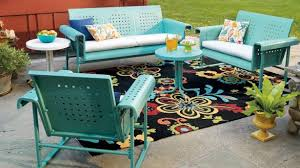 lovely wrought iron outdoor furniture vintage patio of retro sets