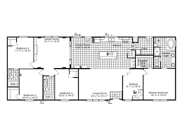 Media Room Plans - the landrace iii mm30764l manufactured home floor plan or modular
