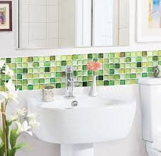 green bathroom tile ideas best 25 lime green bathrooms ideas on green painted