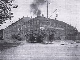 Historic Evansville Crescent Furniture Factory - Evansville furniture