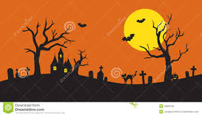 halloween silhouette background halloween silhouettes royalty free cliparts vectors and stock