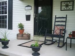 Outdoor Patio Rocking Chairs Furniture Delightful Front Porch Chairs For Best Porch Decoration
