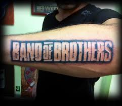 band of brothers tattoo by jerrrroen on deviantart