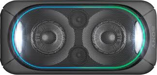 sony high powered bluetooth light up speaker gtk xb5 sony high power xb60 portable bluetooth speaker black gtkxb60 best buy