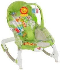 Can Baby Sleep In Vibrating Chair Fisher Price Rocker Bouncers U0026 Vibrating Chairs Ebay