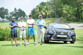 lexus vietnam bang gia lexus đồng hành cùng giải golf tạp chí forbes việt nam 2016