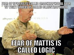 Mad Dog Meme - james mad dog mattis see hilarious memes of our new secretary of