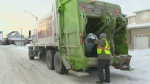 garbage collection kitchener relief for elmira s garbage collection woes ctv kitchener news