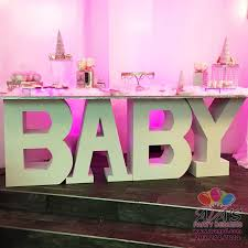 baby shower rentals individual party rentals pricing s party designs ct ny