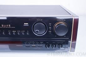 pioneer amplifier home theater pioneer elite vsx 99 home theater stereo receiver the music room