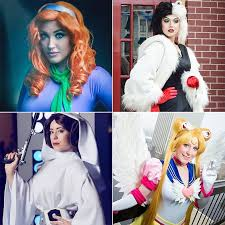 halloween costumes with wigs popsugar beauty